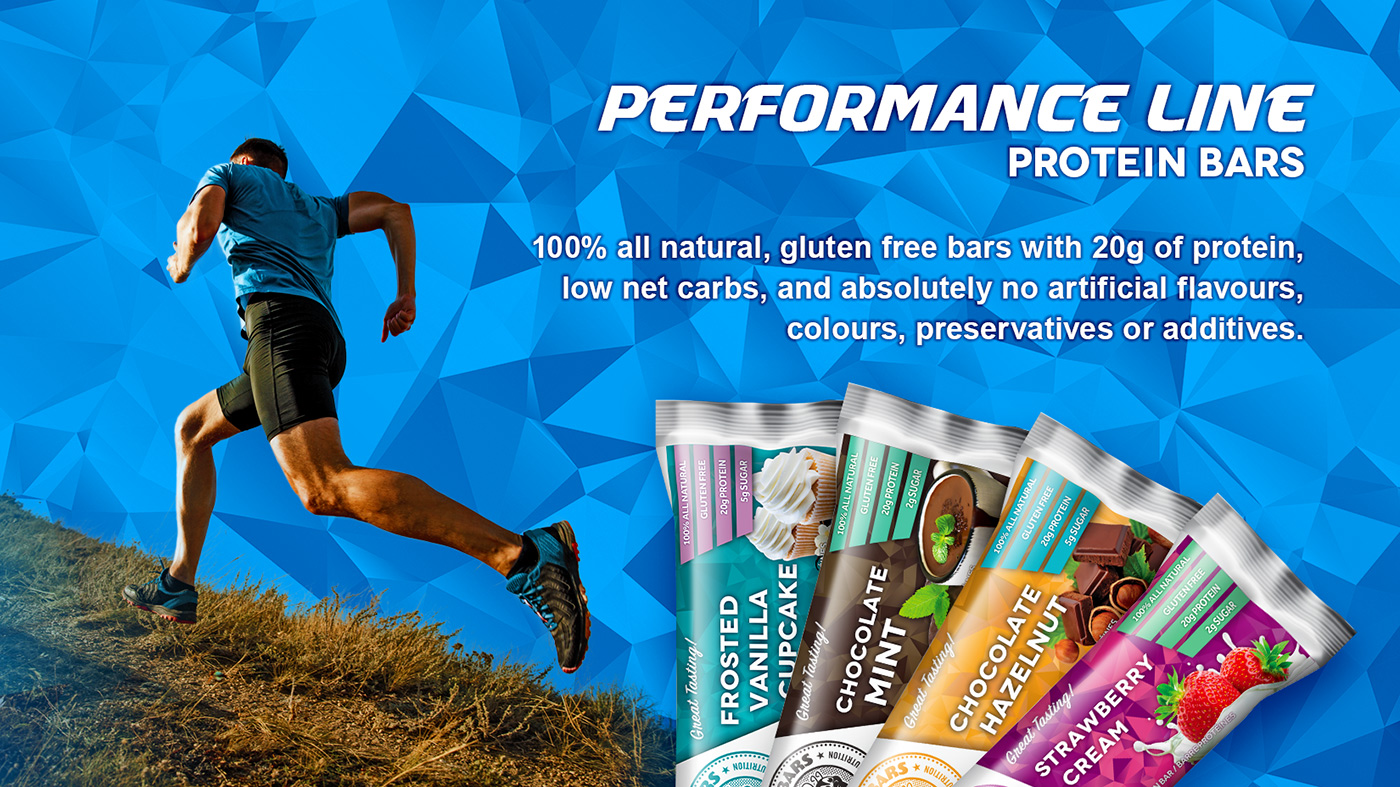 Performance Line Protein Bars